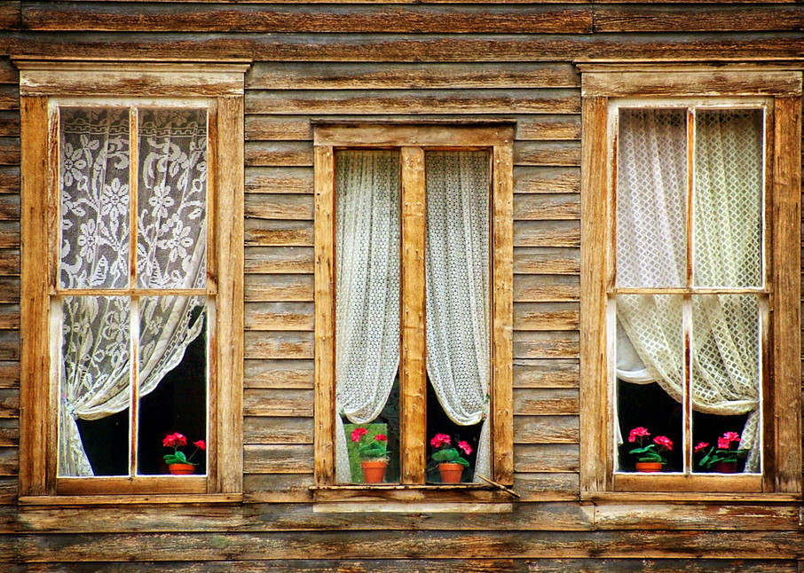 Windows Of St Elmo Photography Art | Ken Smith Gallery