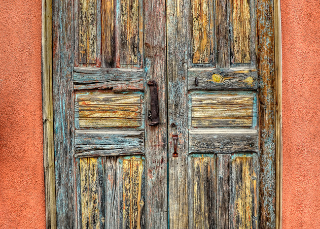 Double Door Photography Art | Ken Smith Gallery