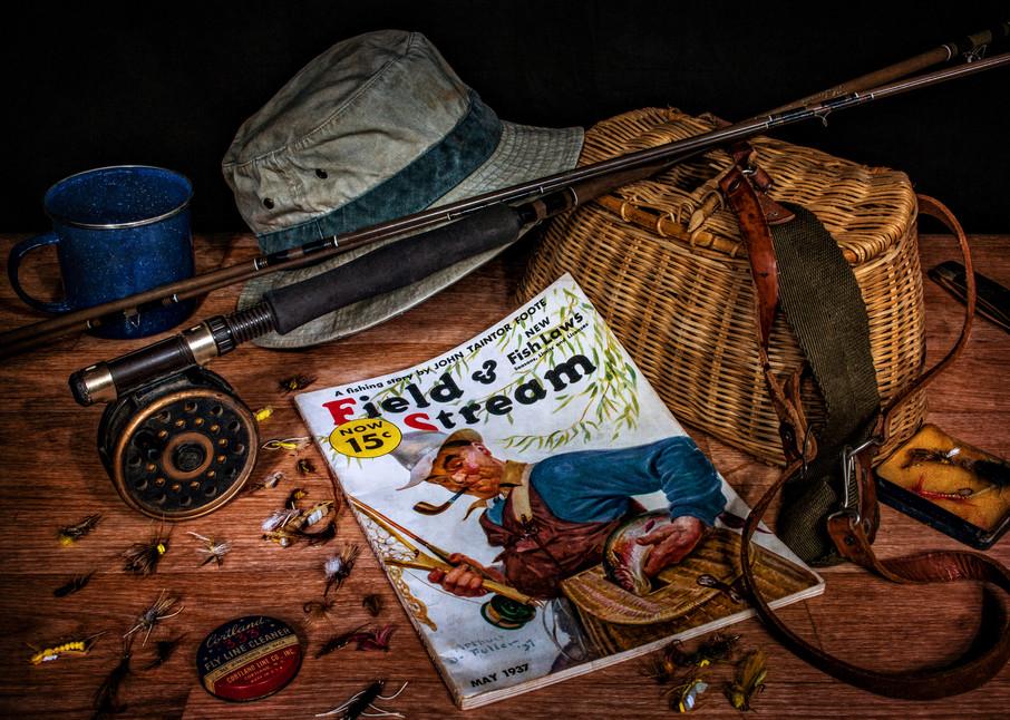 Gone Fishing Photography Art   Ken Smith Gallery