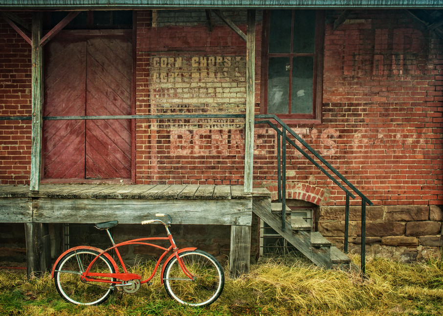 Bennet S Garage Photography Art | Ken Smith Gallery