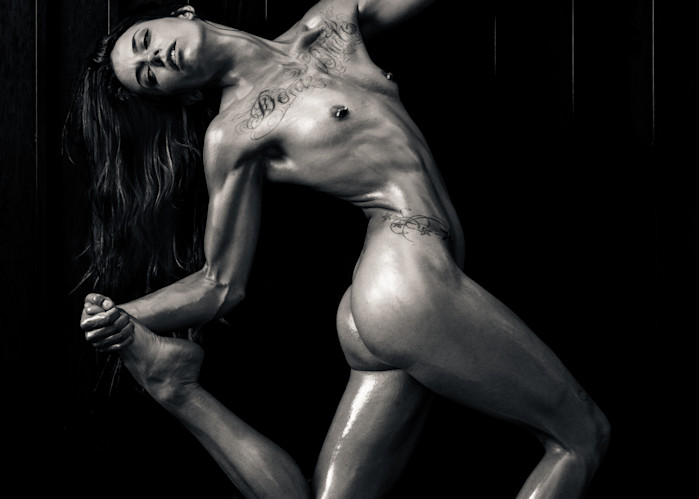 The Body Toned Photography Art | Dan Katz, Inc.