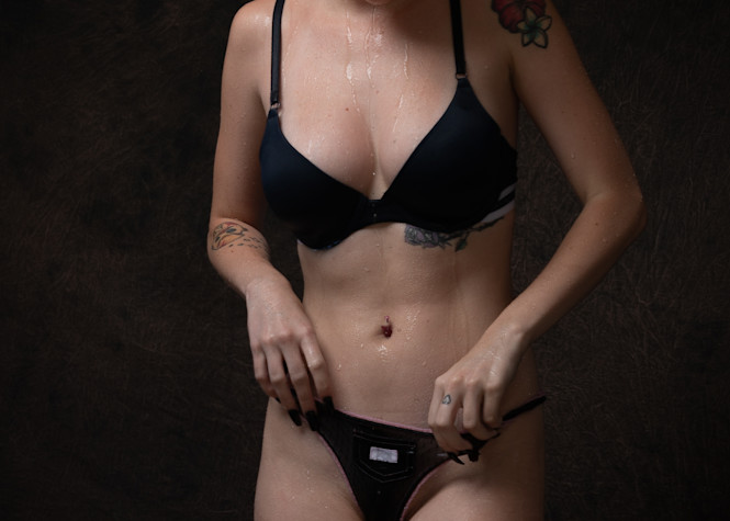 Tristen After A Swim 2 Photography Art   Dan Katz, Inc.