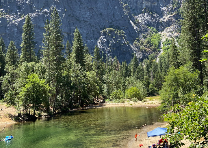 Summer Fun At Yosemite Art | Coat Of Many Colors