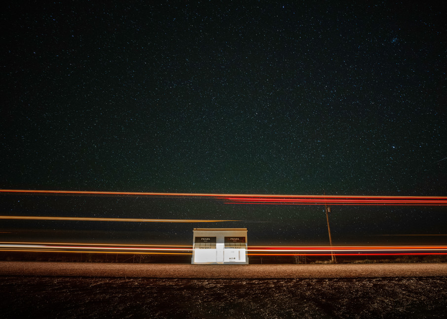 jmohar capturing Prada under the stars