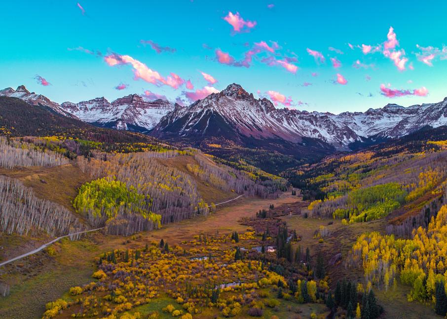 Mt. Sneffels  Photography Art   Alex Nueschaefer Photography