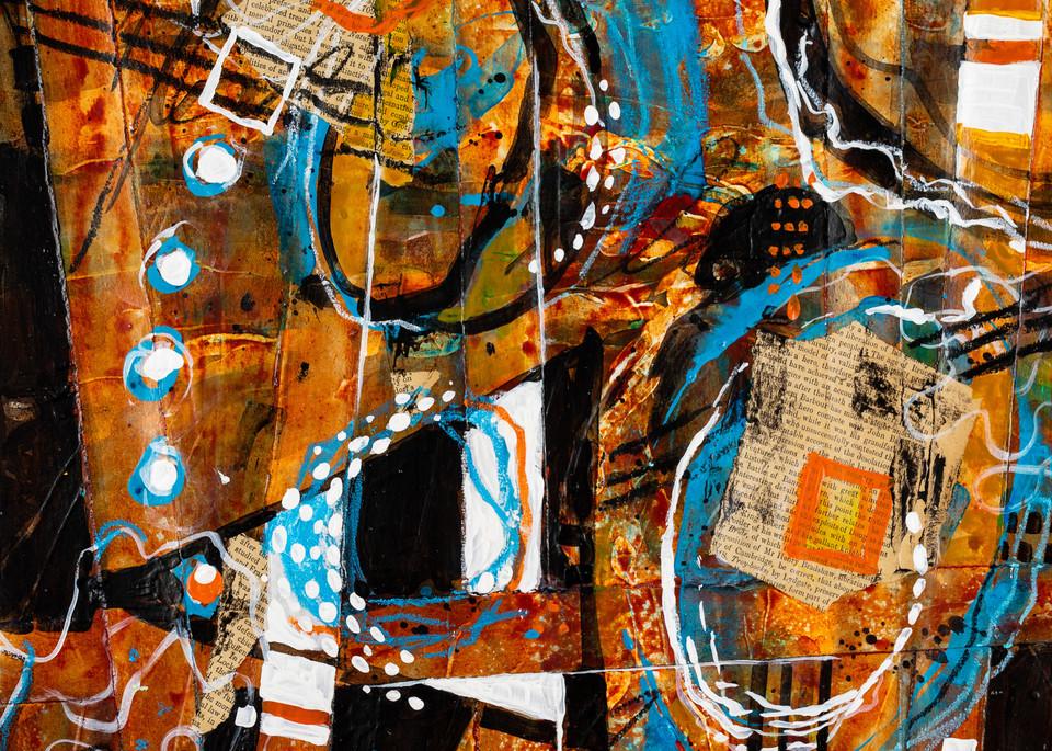 All That Jazz Art   Terrie Haley Artist