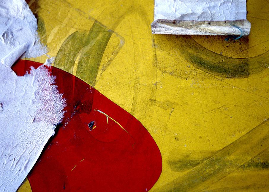 Elizabeth Curl Abstract Yellow Nolita Print – Sherry Mills