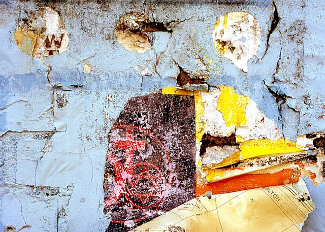 Blue Urban Beauty SoHo Wall Fine Art Print – Sherry Mills