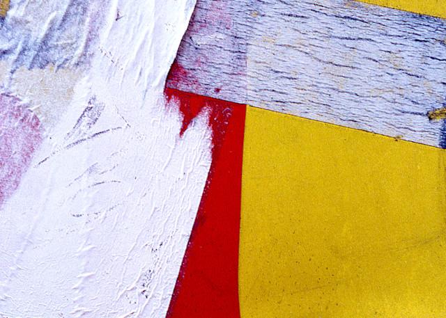 Abstract Pac Man Yellow Nolita Photo Print – Sherry Mills