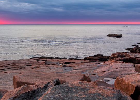Acadia Sunrise Glow