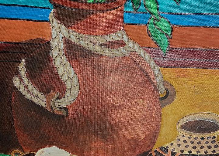 Southwestern Delight Art | Coat Of Many Colors