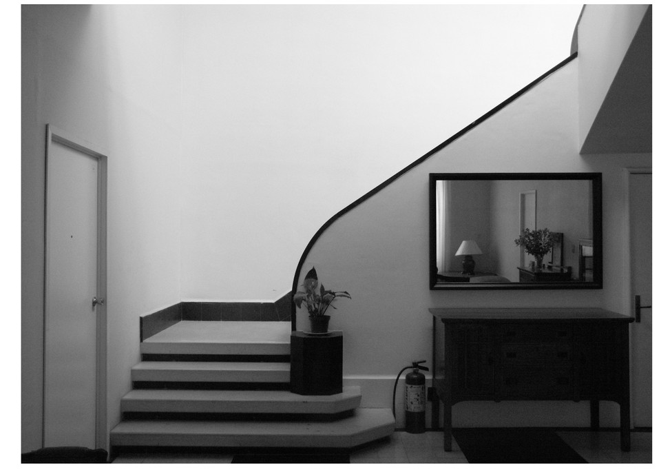 Stairs At A B&B In Mexico City Art | i Art Collector