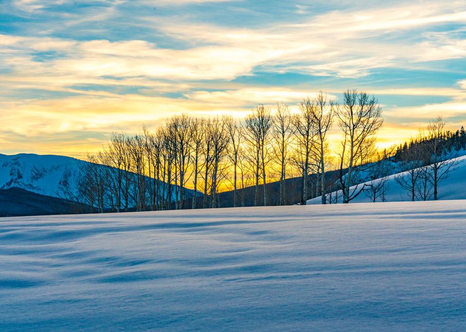 Winter Sunset  Photography Art   Alex Nueschaefer Photography