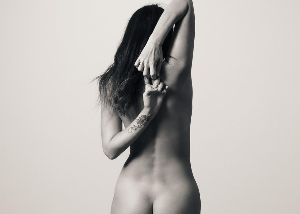 Irena V Abstract Pose 1 Photography Art | Dan Katz, Inc.