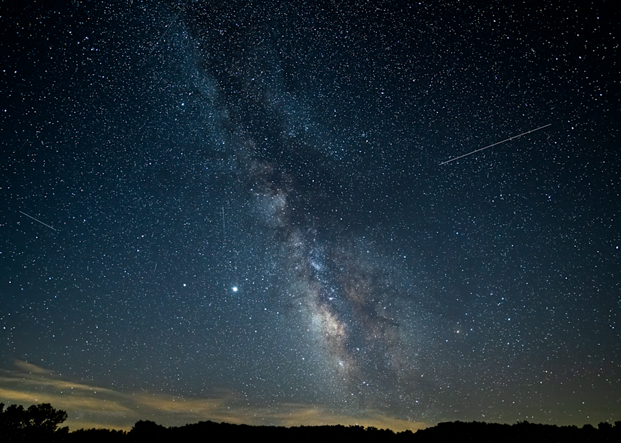 Galactic Core Photography Art | Hatch Photo Artistry LLC