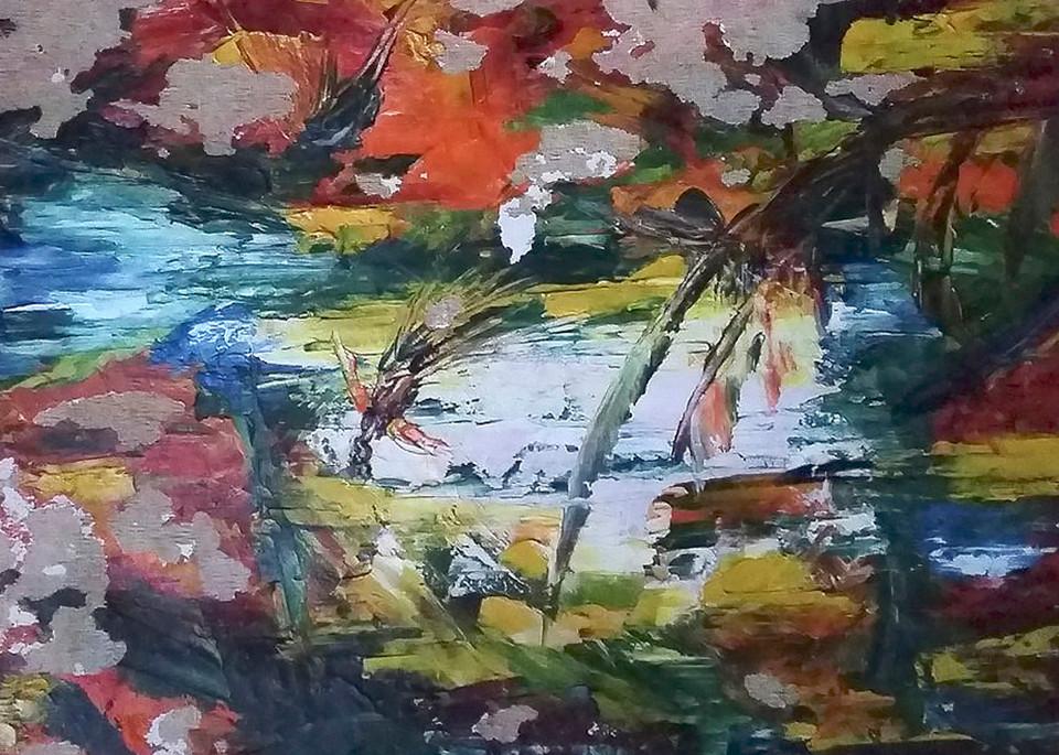 Abstract 5 Art | artecolombianobyberenice