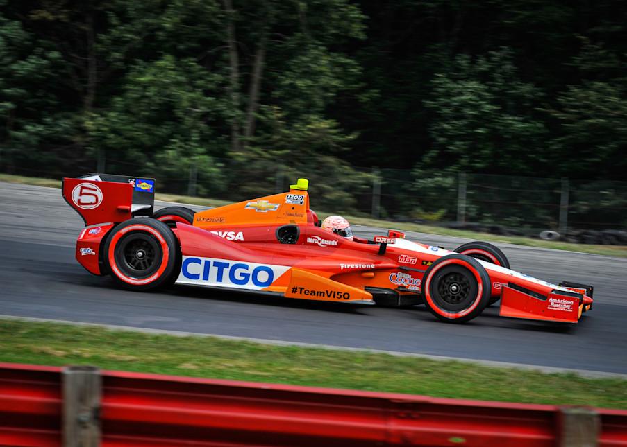 Citgo Formula 1 Car Photography Art | Cardinal ArtWorks LLC