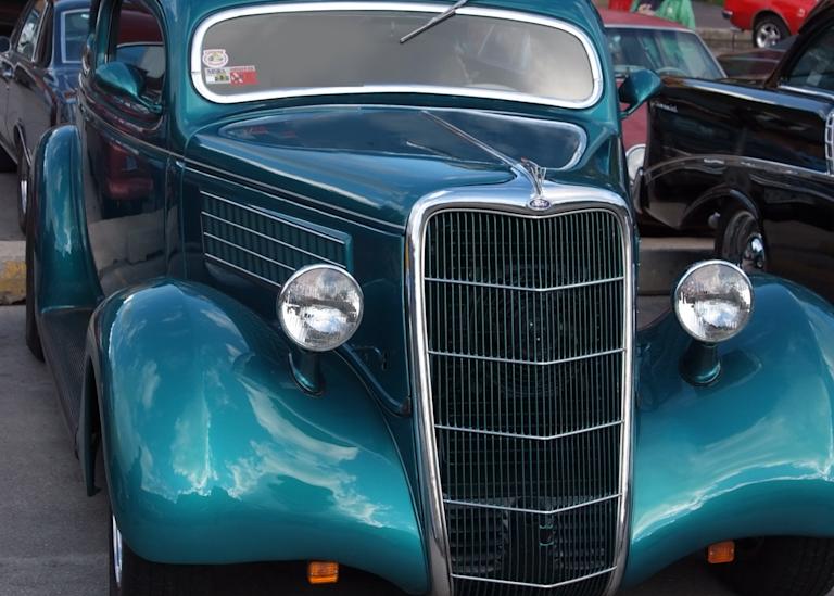 33 Ford Two Door Sedan Photography Art | Hatch Photo Artistry LLC