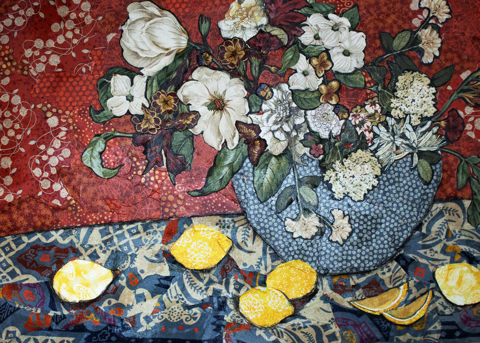 When Life Gives You Lemons Print Art | Sharon Tesser LLC
