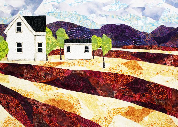 Americana (1) Print Art | Sharon Tesser LLC