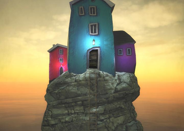 Birdhouse | Cynthia Decker
