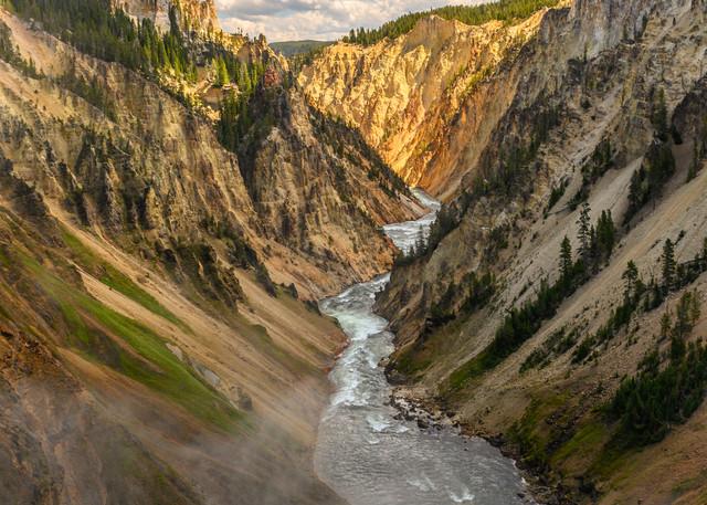 Yellow Canyon Photography Art | Casey McFarland Photography