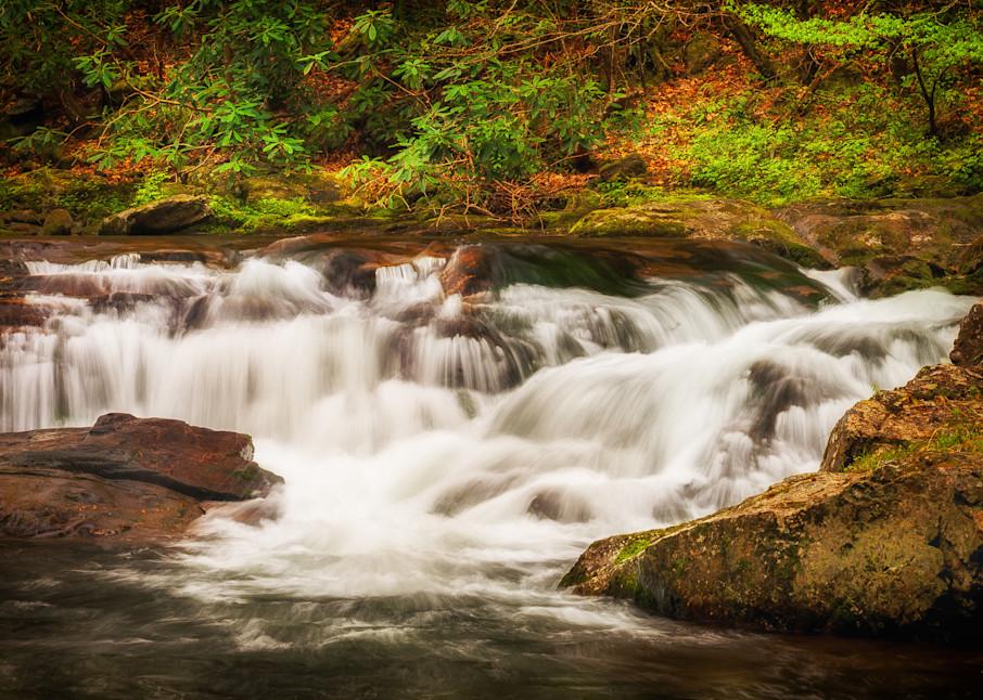 Smoky Mountain Cascade