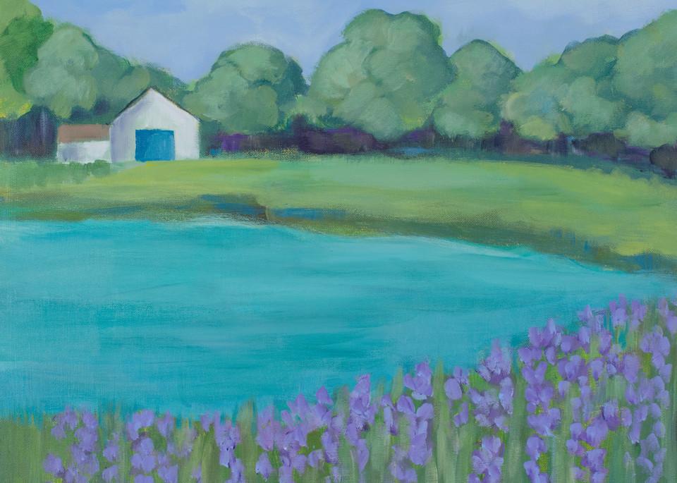 Abbott's Barn Art | lynnericson-fine-art.com