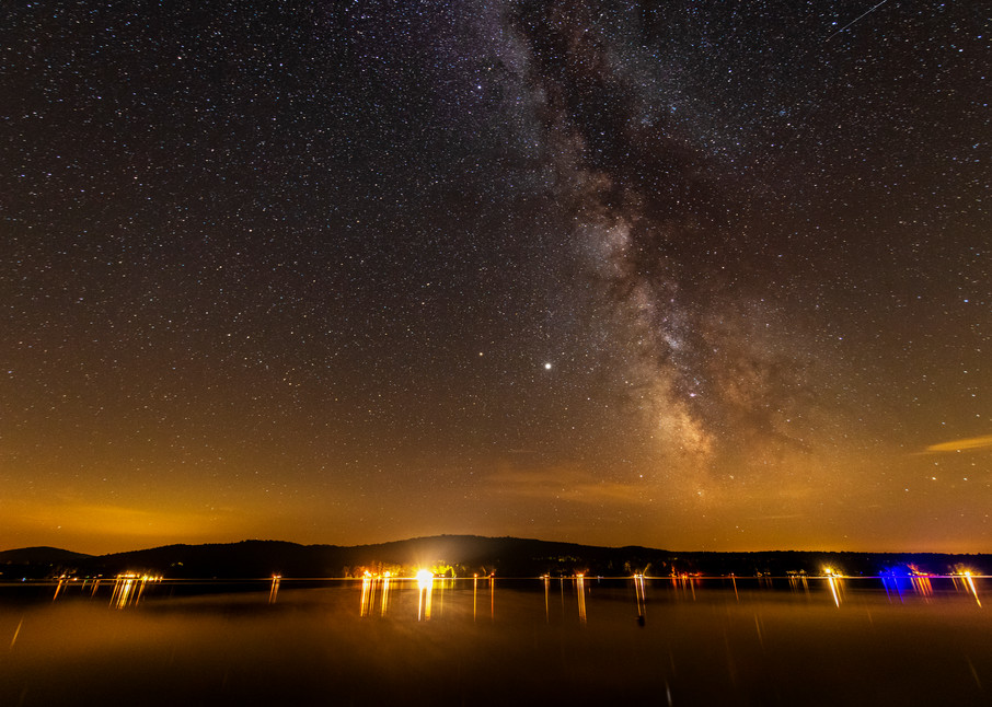 4th Lake Milkyway  Photography Art | Kurt Gardner Photogarphy Gallery
