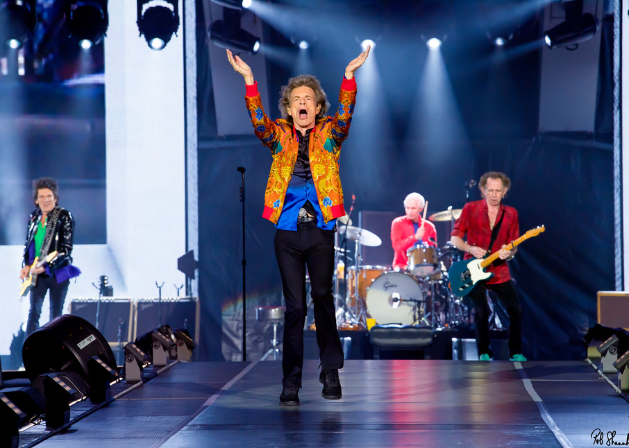 Rolling Stones, Mick Jagger, Keith Richards, Charlie Watts,