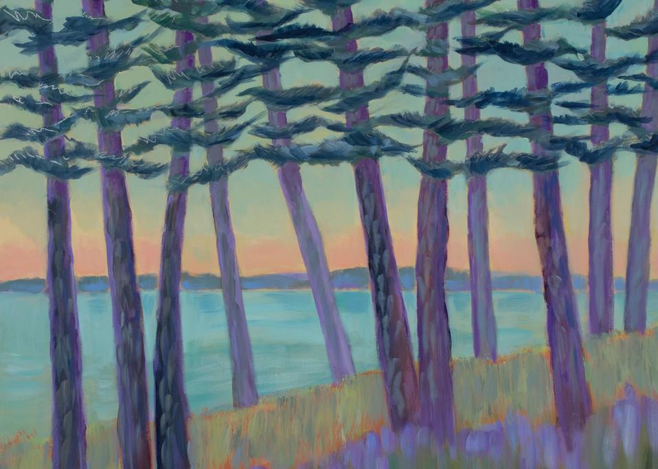 Silver Pines Art | lynnericson-fine-art.com