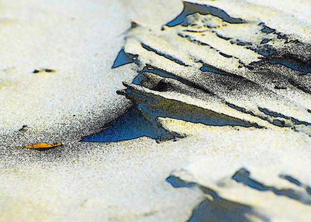 Sand Dune Sculpture