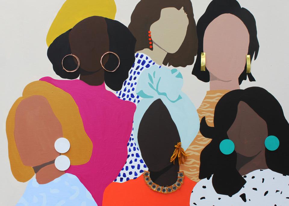 Together Art | Meredith Steele Art