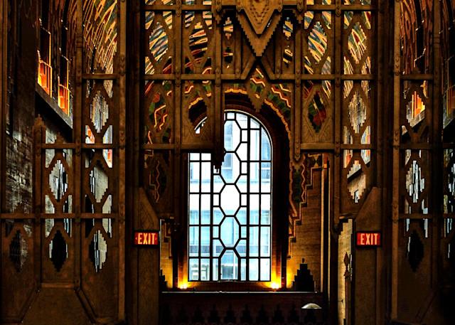 0046 Guardian Clock Art | Picture Detroit