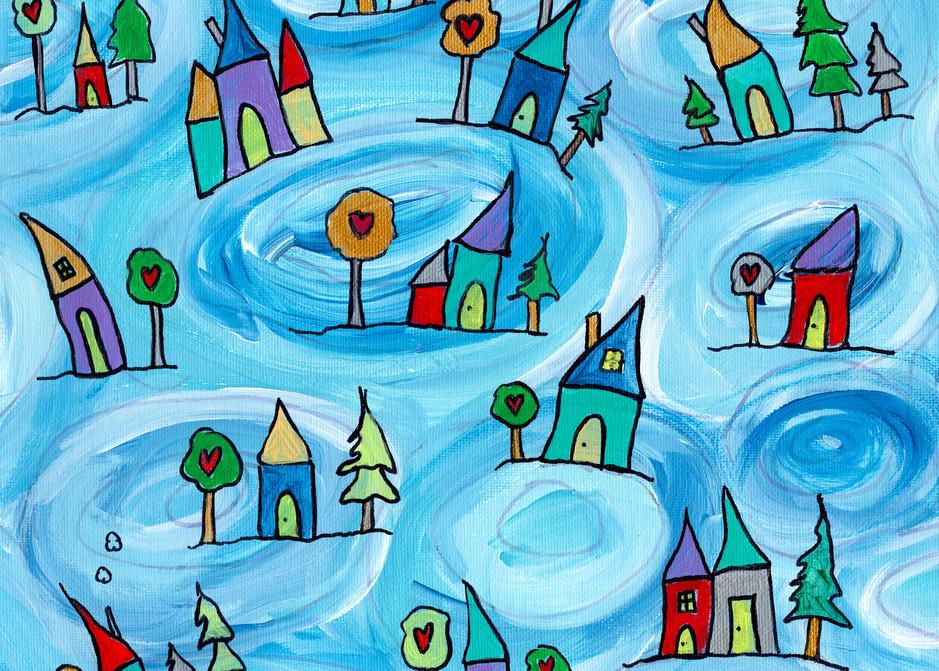 Silver Lining (3) Art | Consciously Creative Gallery - CTU Inc.
