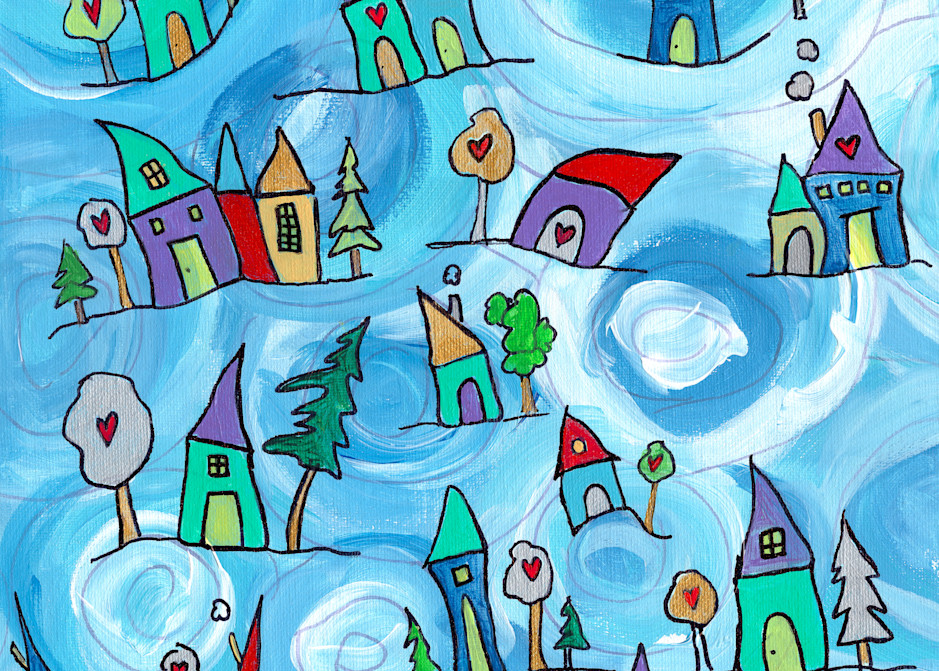 Silver Lining Art | Consciously Creative Gallery - CTU Inc.