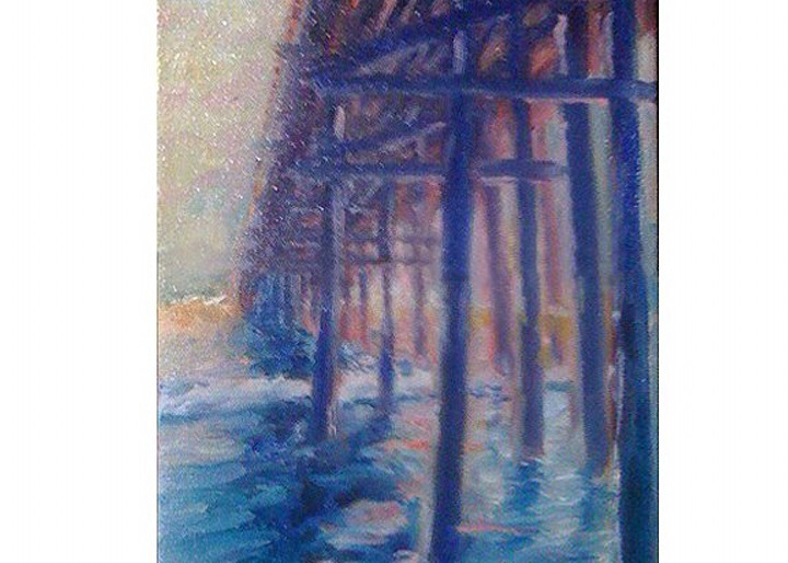 Ventura Pier Art | Nosco Fine Art
