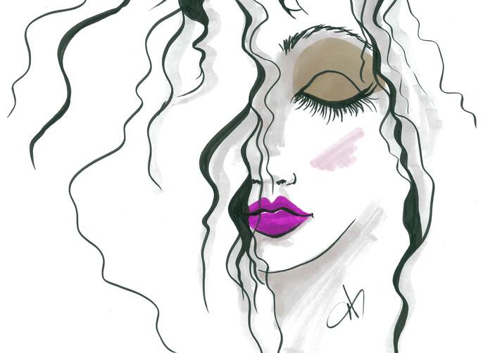 Sultry  Art   Holly Diann Harris, Visual Artist