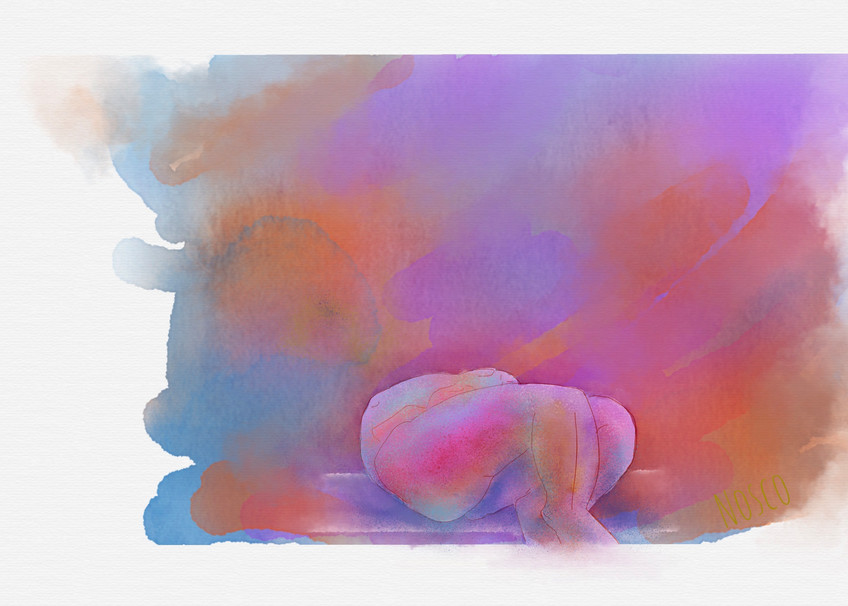 Full Exposure Watermark Art | Nosco Fine Art