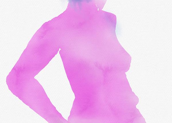 Pink Watermark Art   Nosco Fine Art