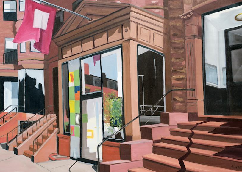 Newbury Street Society by Paul William   Fine Art Prints for Sale