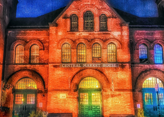 """Central Market York"" Photography Art | Inspired Imagez"