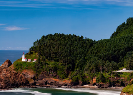 An Oregon Legend Panorama Photography Art | Ken Smith Gallery