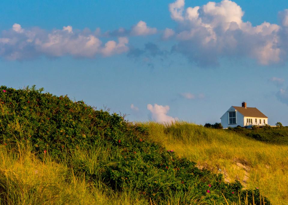 Hopper's House, Truro Beach Photography Art | Ben Asen Photography