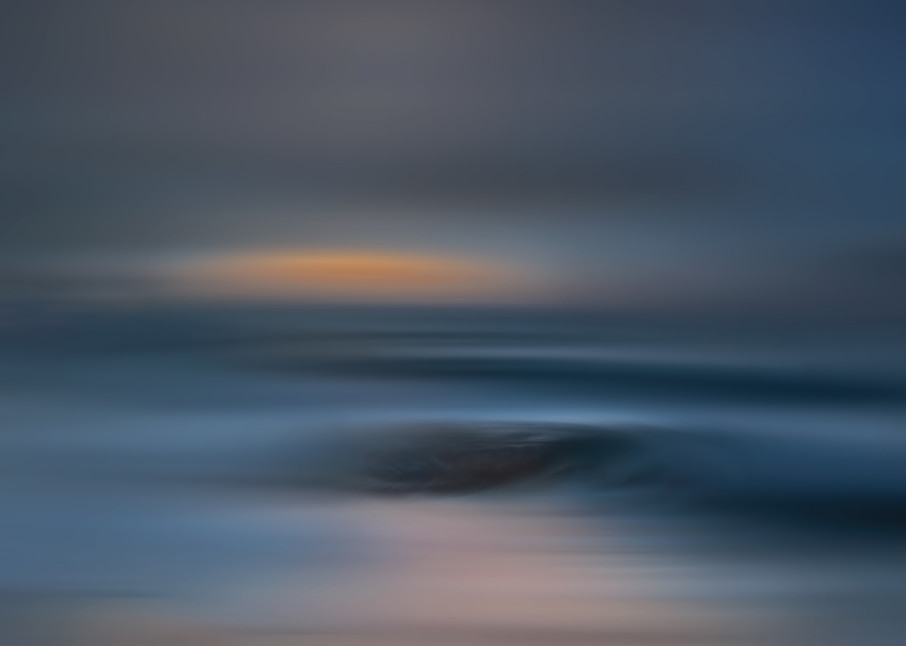 Waking Sea Photography Art | Ed Sancious - Stillness In Change