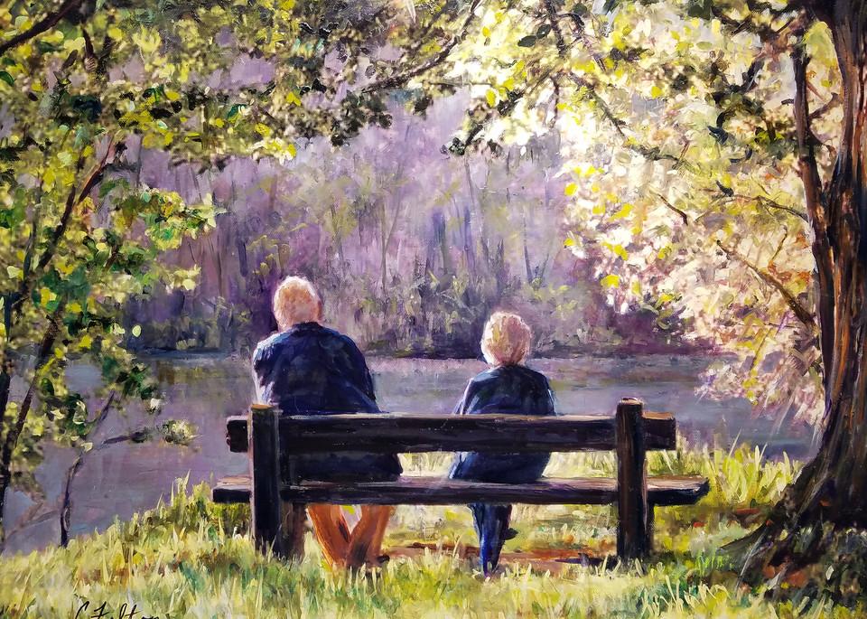 A Place In The Sun Art | Channe Felton Fine Art