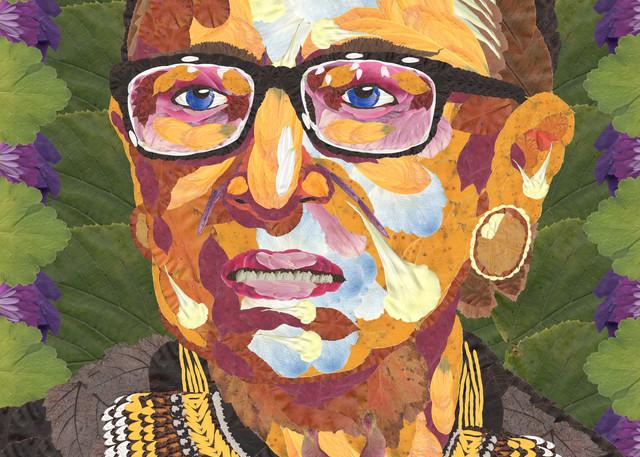 Ruth Bader Ginsburg Art | smacartist