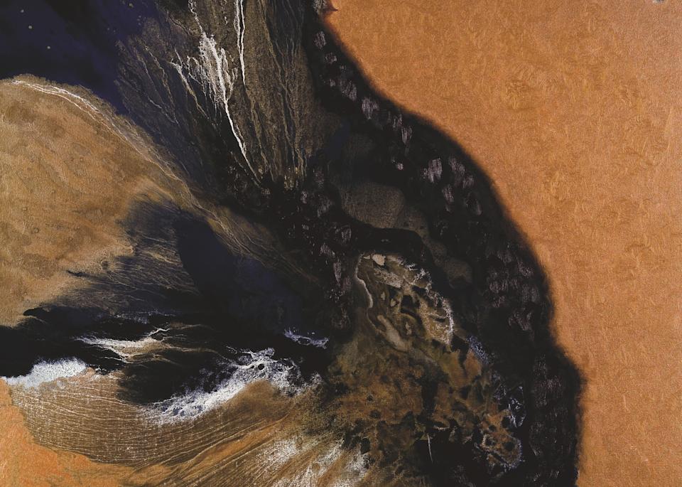 Gold Canyon 1 P Art | Rhona LK Schonwald