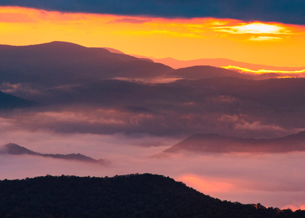 Nantahala Nirvana - Blue Ridge Mountains fine-art photography prints