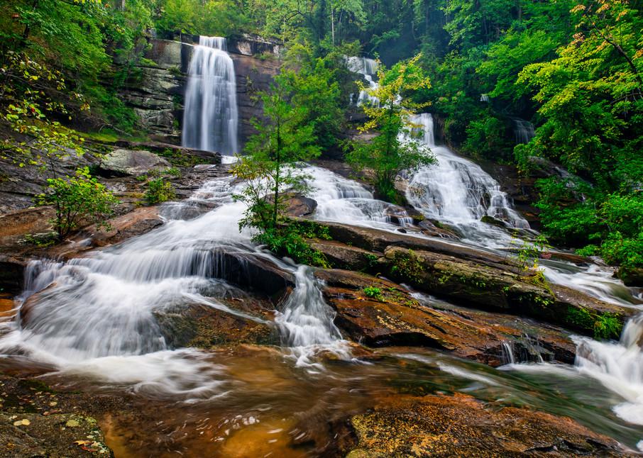 Reedy Cove Falls - Blue Ridge Mountains fine-art photography prints